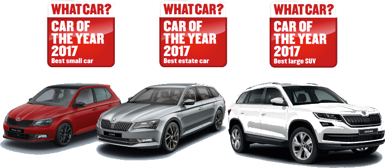 Škoda Wins at Whatcar?