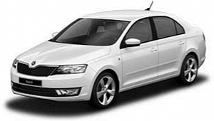 New ŠKODA Rapid Hatchback