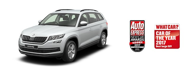 1702496b98 ... an award from the best selling motoring magazine AutoExpress. In 2018